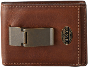 Fossil Estate ID Bifold Men's Wallet: £29.
