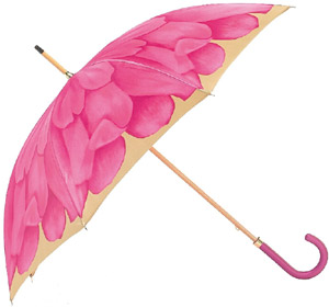 Frank Usher 'Mantova' Luxury Umbrella, Handmade in Italy: £50.