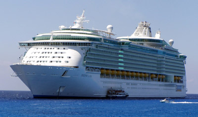 MS Freedom of the Seas.