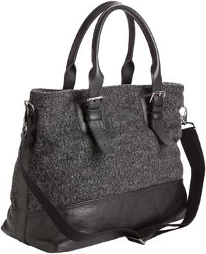 Frette Leather City Bag.