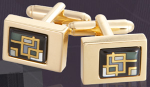 Freywille Piccadilly Cufflinks.