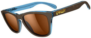 Polarized  Frogskins LX men's sunglasses: US$200.