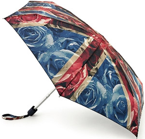 Fulton Tiny-2 Rose Jack Women's Umbrella: £18.