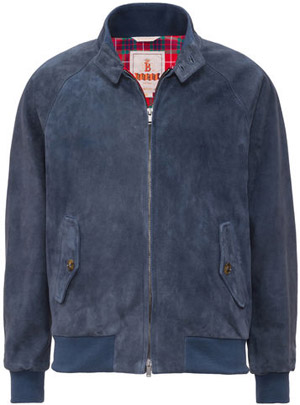 Harrington jacket | Baracuta G9.