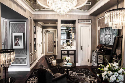 The Fitzgerald Suite | The Gatsby Suite at The Plaza, 768 5th Ave, New York City, NY 10019, U.S.A.