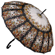 Jean Paul Gaultier women's umbrella.