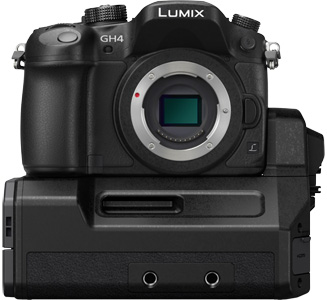 LUMIX DMC-GH4: US$3,299.99.
