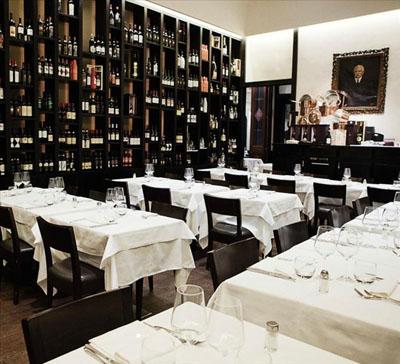Italy 39 s top 300 best high end gourmet michelin starred for Ristorante da giulio milano