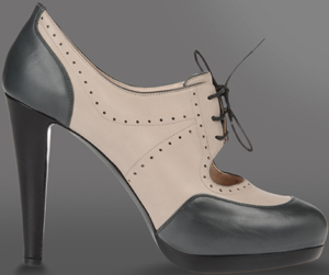 Giorgio Armani Lace-Up Shoe: US$795.
