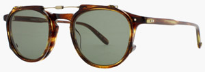 Garrett Leight California Optical Hampton Clip men's sunglasses: US$105.