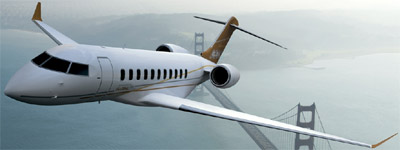 Bombardier Global 8000.