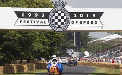 Goodwood Festival of Speed.