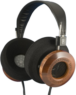 Grado GS1000i Headphones.