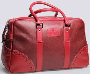 Grenson 'Two Day' Bag: US$1,045.