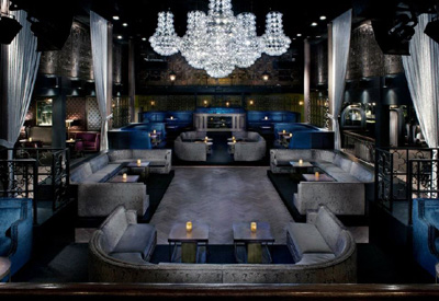 Greystone Manor Supperclub, 643 North La Cienega Boulevard.