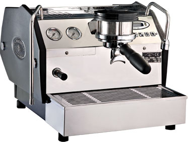 La Marzocco GS/3 - Professional espresso in your home.