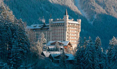 Gstaad Palace hotel, Palacestrasse 28.