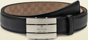 Gucci Men's Belt: US$325.