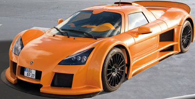 Gumpert Apollo.