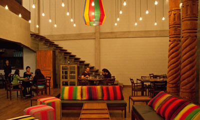 Gusto Restaurant - inaugurated on the 4th of April 2013.
