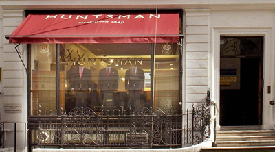 H.Huntsman & Sons, 11 Savile Row.