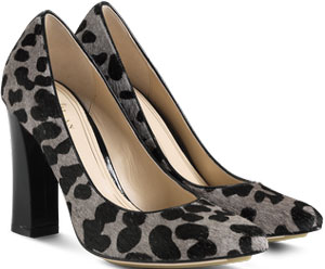 Cole Haan Chelsea Block Heel Pump: US$388.
