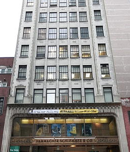 Hammacher Schlemmer - flagship store: 145 East 57th Street, New York, NY 10022.