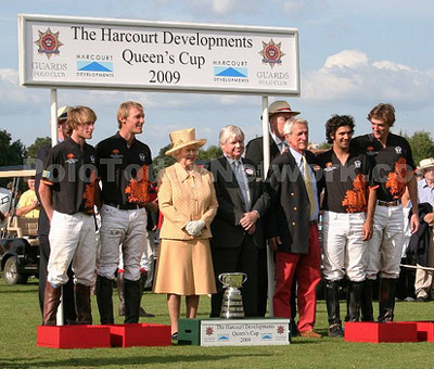Harcourt Developments Queen's Cup.
