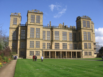 Hardwick Hall, Doe Lea, Chesterfield, S44 5QJ, England, U.K.