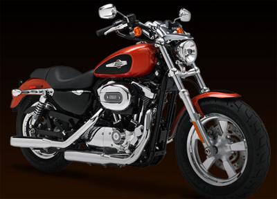 Harley Davidson 1200 Custom.