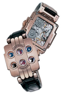 Harry Winston Opus 3.