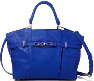 Henry Bendel Effortless Satchel Handbag: US$450.