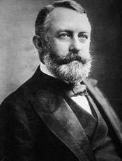 Henry Clay Frick.