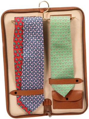 Hermès tie case: US$1,975.