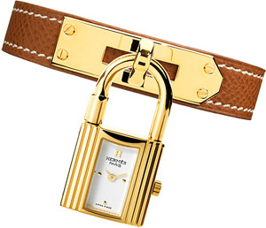 Hermès Kelly watch: US$2,800.