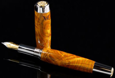 Higdon Chairman fountain pen.