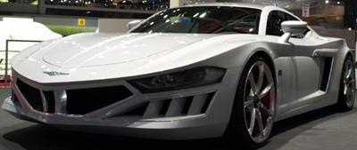 Hispano Suiza Gran Turismo Coupé (Geneva International Motor Show: 2010).