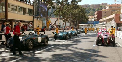 Historic Grand Prix of Monaco.
