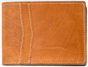 Holland & Sherry Billfold Wallet: US$22.