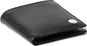 Holland & Holland Plaque Bill Fold Wallet: &#163:220.