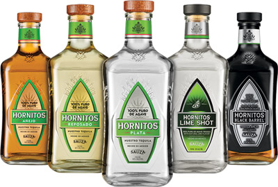 Hornitos tequila.