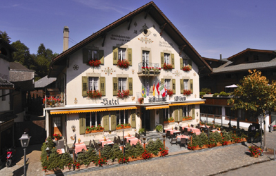 Hotel Olden, Promenade 35, CH-3780 Gstaad, Switzerland.