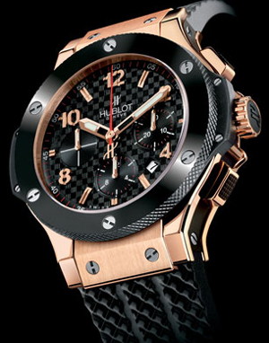 Hublot Big Bang watch.
