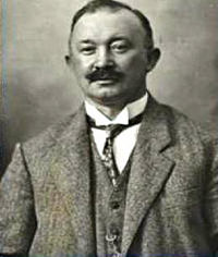 Hugo Ferdinand Boss (1885-1948).