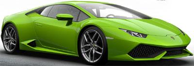 2014 Lamborghini Huracán LP 610-4.