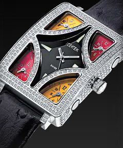 Ice Tek Quintempo II watch.