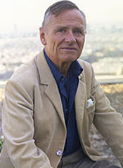 Christopher Isherwood.