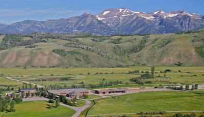 Jackson Land and Cattle ranch, 2250 Spring Gulch Rd, Jackson, WY 83001, U.S.A.