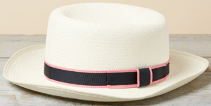 Jack Wills Lidstone Panama Women's Hat: £89.50.