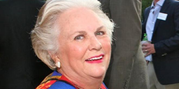Jacqueline Mars - world's 27th richest person: US$23.8 billion (as of December 31, 2013. Bloomberg Billionaires).